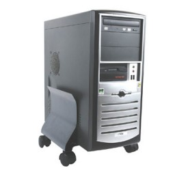 Soporte CPU ruedas negro Fellowes 9169201